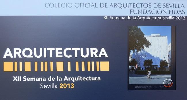 prparquitectos en la semana de la arquitectura de Sevilla